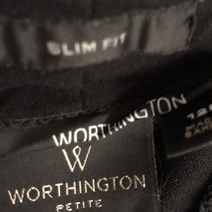 Worthington Petite
